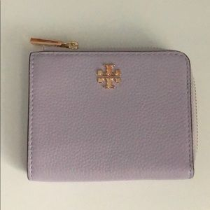 Tory Burch Zip Coin Keychain